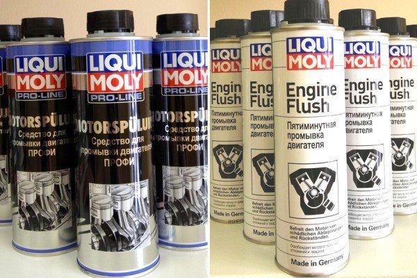 Как промывать двигатель промывочным маслом