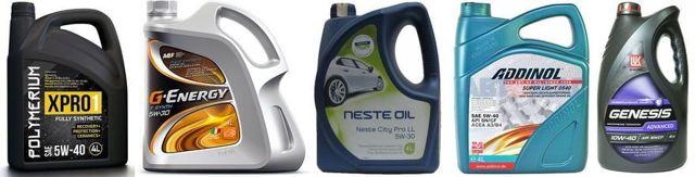 Синтетическое масло для дизельных двигателей, полусинтетика или минеральные масла: что лучше