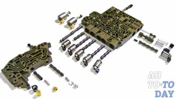 Что такое гидроблок в устройстве АКПП: назначение и устройство клапанной плиты
