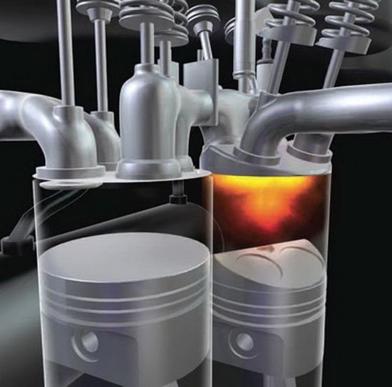 Что такое детонация двигателя?