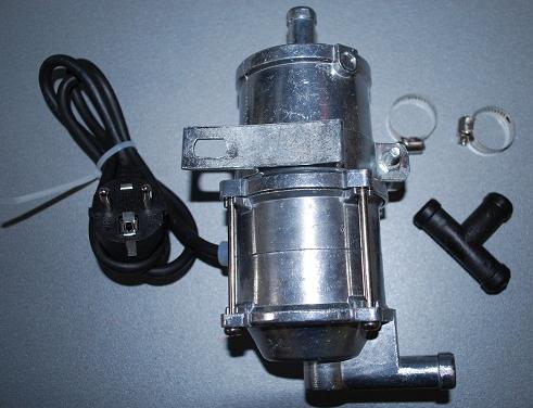 Лунфэй: подогрев двигателя автомобиля электрический с помпой