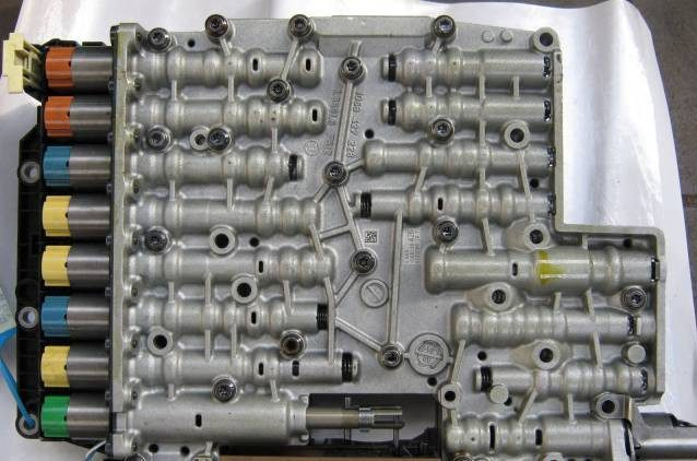 Блок клапанов АКПП: назначение, особенности, неисправности и ремонт