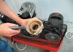 Как почистить сетку бензонасоса самостоятельно