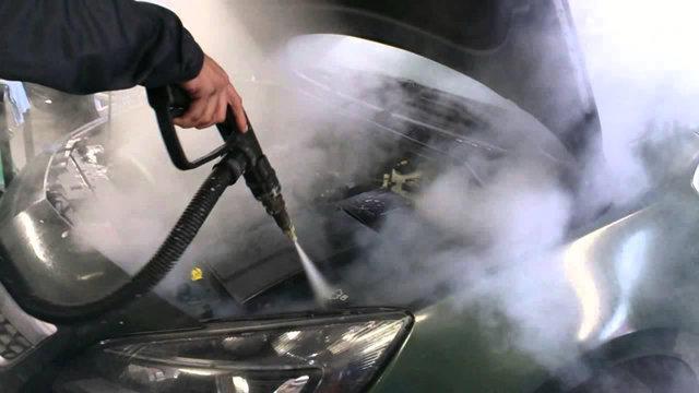 Сухая мойка двигателя автомобиля: плюсы и минусы