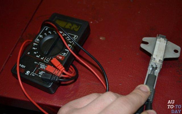 Понижающий резистор АКПП: где стоит и что это такое