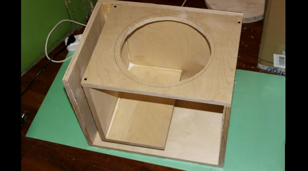 Короб для сабвуфера своими руками: как сделать короб под саб
