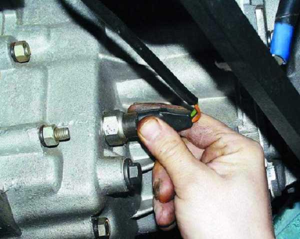 Как снять коробку передач: МКПП и АКПП