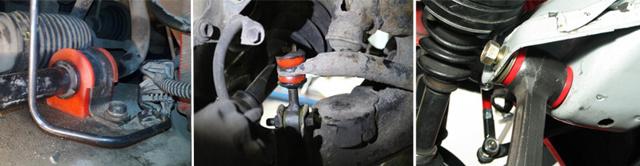 Втулки стабилизатора: назначение, проверка и замена втулок стабилизатора