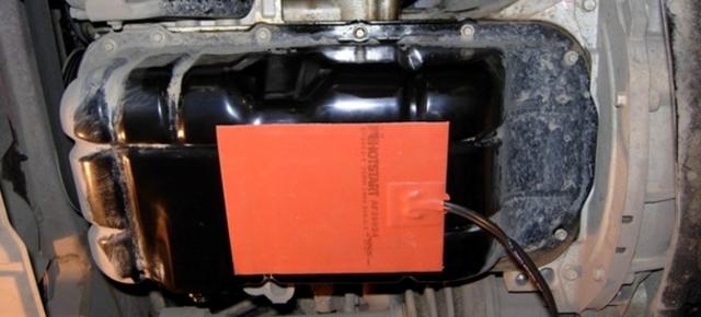 Подогрев масла в двигателе: как прогреть смазку в поддоне