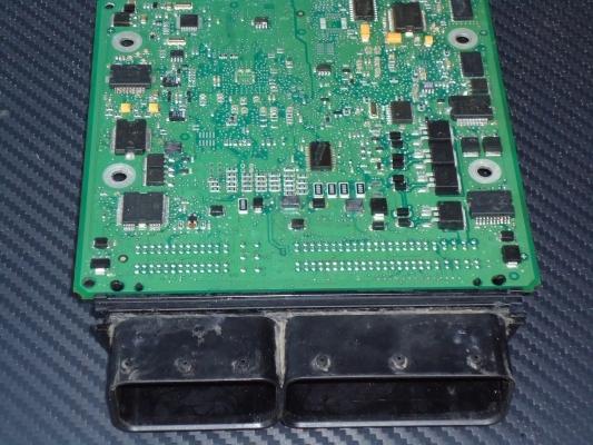 Электронный блок управления двигателем (ЭБУ)