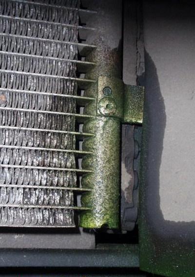 Ремонт радиатора охлаждения своими руками