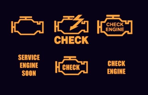 Что делать, если загорелся «чек» двигателя: возможные причины