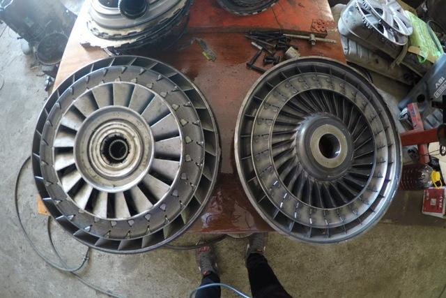 Буксует гидротрансформатор: причины, признаки и ремонт