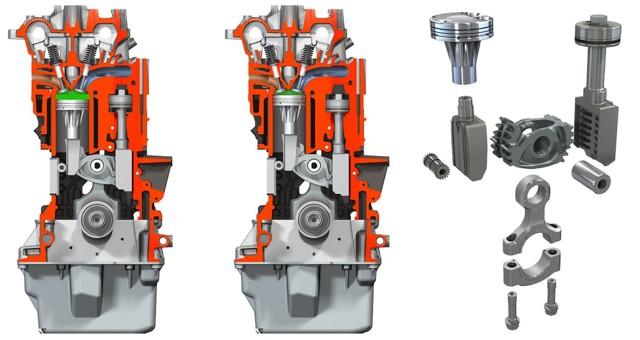 Двигатель с изменяемой степенью сжатия: принцип работы и особенности