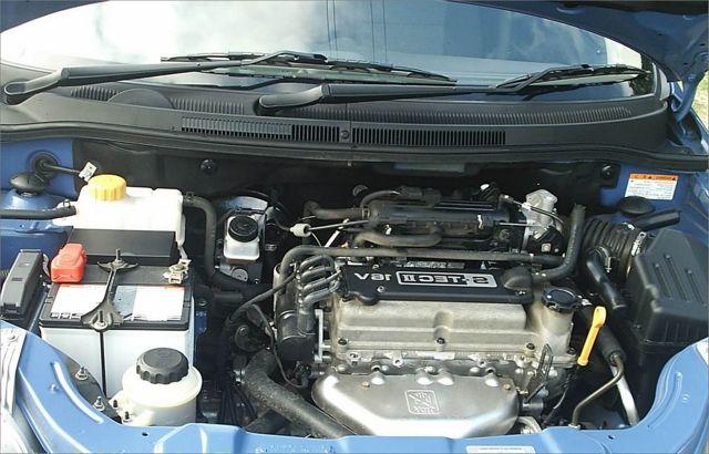 Двигатель Равон Джентра: характеристики, преимущества и недостатки