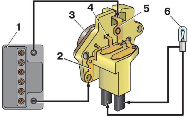 Генератор ВАЗ 2114: конструктивные особенности, диагностика и ремонт генератора