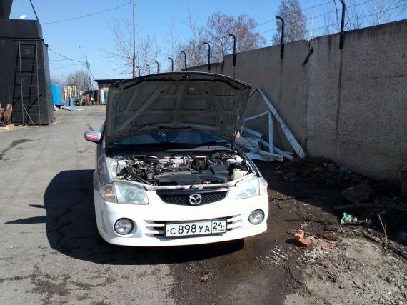 После мойки двигателя машина дергается: причины