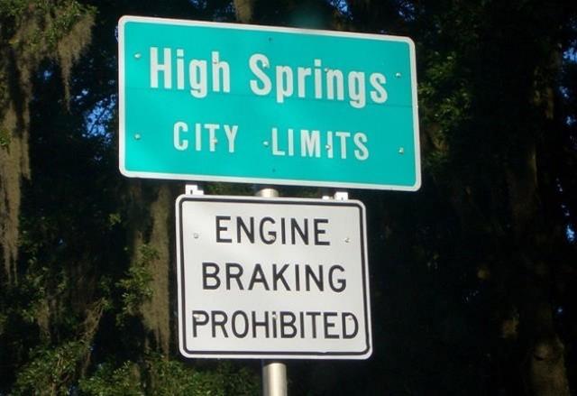 Как тормозить двигателем