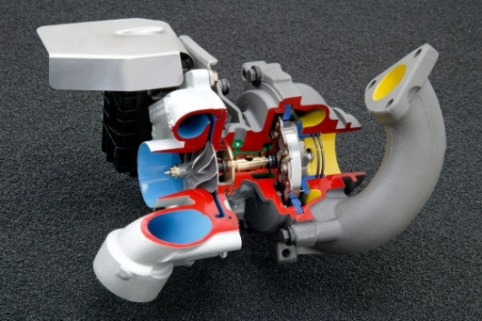 Турбированный двигатель: что это такое?