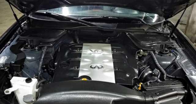 Что такое мойка двигателя паром