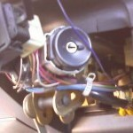Кнопка запуска двигателя своими руками