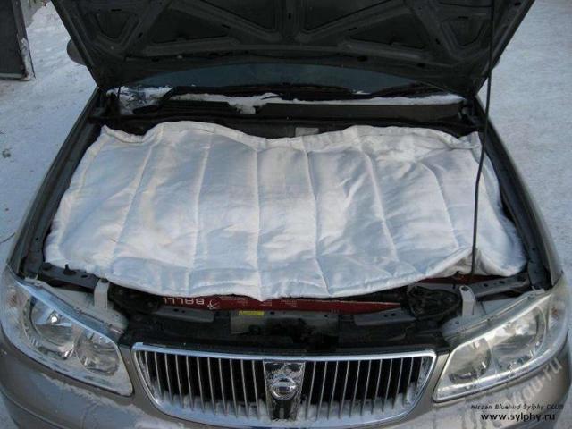 Как утеплить двигатель автомобиля своими руками?