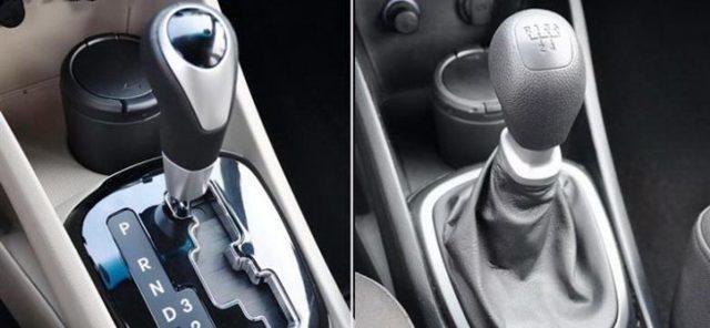 Пятиступенчатая коробка передач и четырехступенчатая КПП: особенности МКПП и АКПП