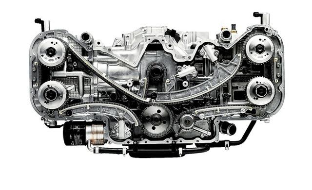 Плюсы и минусы оппозитного двигателя