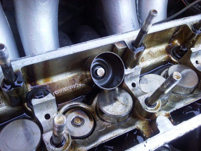 Стук клапанов на холодном двигателе
