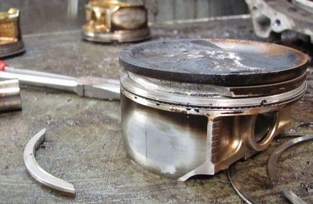 Детонация двигателя: что это такое?