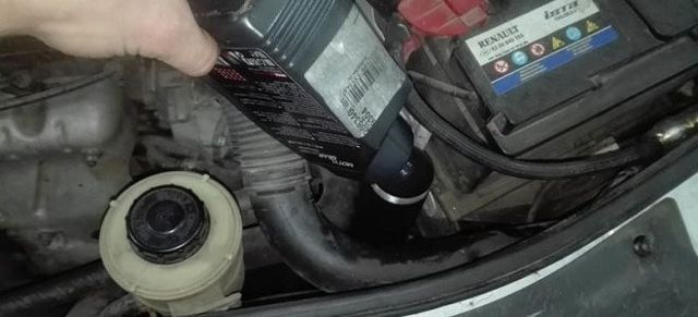 Лада Ларгус: замена масла в КПП