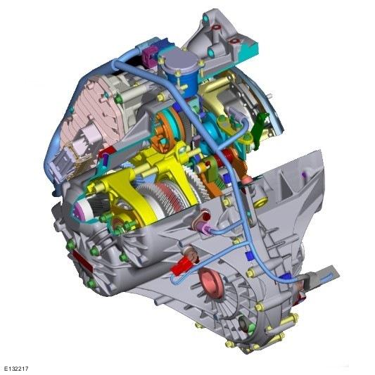 АКПП powershift: коробка – робот от ford и ее особенности