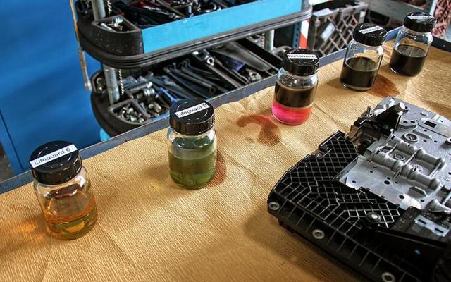 Замена масла в коробке робот: что нужно знать