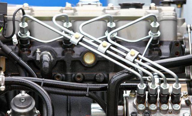 Подсос воздуха в топливную систему дизельного двигателя