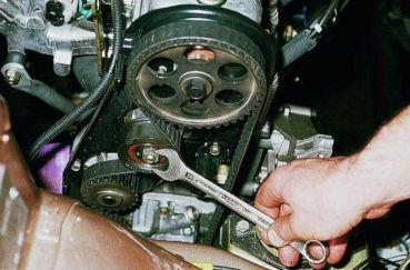 Замена ремня ГРМ ВАЗ 2114: как снять старый ремень и правильно выставить новый по меткам
