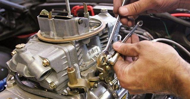 Неровно работает двигатель на холостом ходу: причины