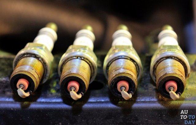 Нагар на свечах зажигания: причины возникновения и способы очистки